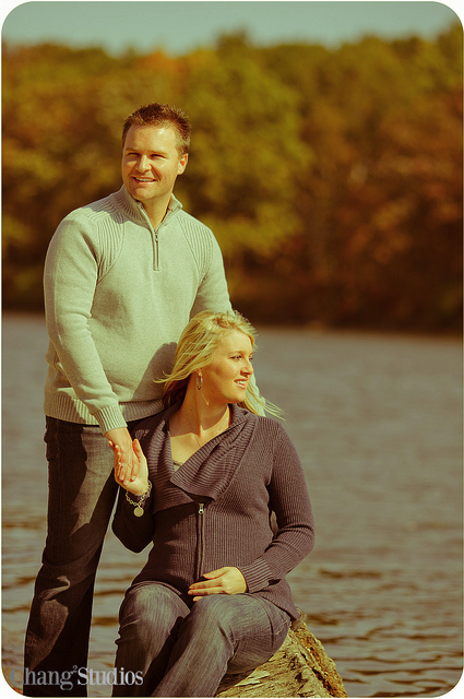 Dan and Katey maternity session